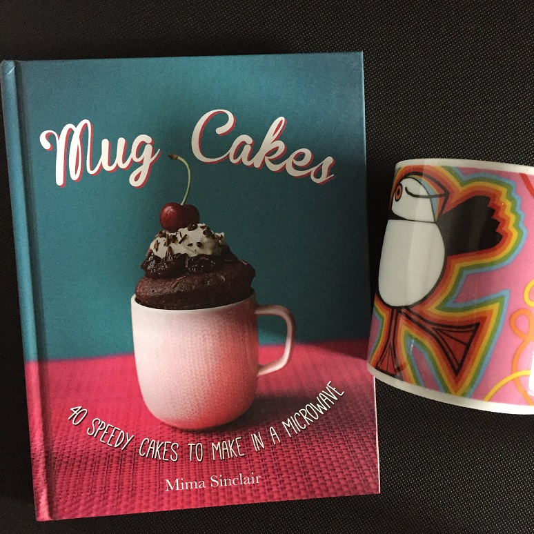 Mug Cakes - In the Kitchen - This and That Blog