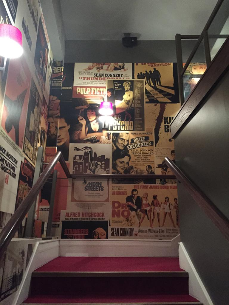 Everyman Cinema - Out and About - This and That Blog