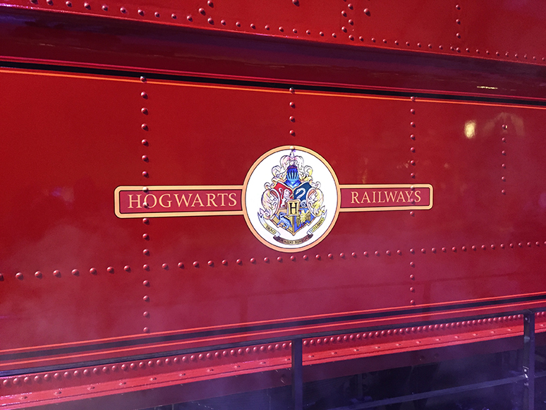 Hogwarts Express - Out and About - This and That Blog