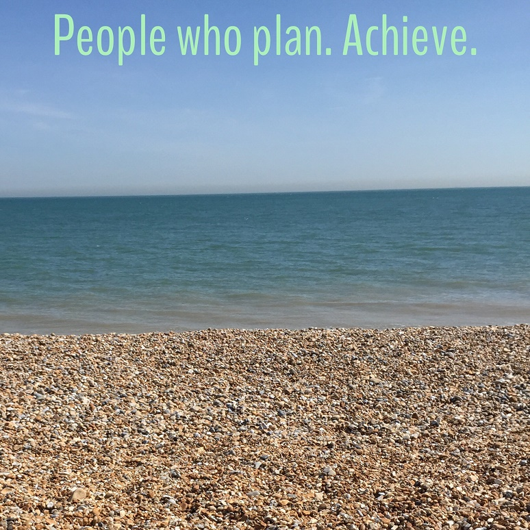 Planning - Thought of the Day - This and That Blog