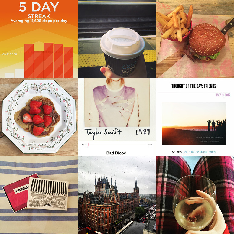 Life according to Instagram - Life Rambles - This and That Blog
