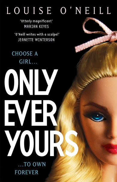 Only Ever Yours - The Book Corner - This and That Blog