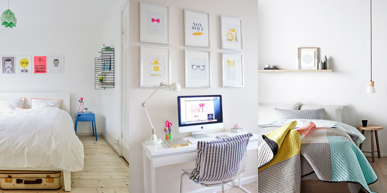Spare Room Inspiration - Getting Crafty - This and That Blog