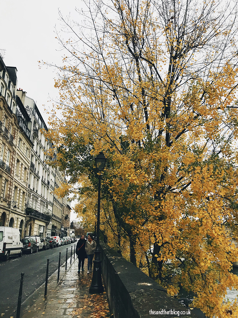 Paris-Autumn